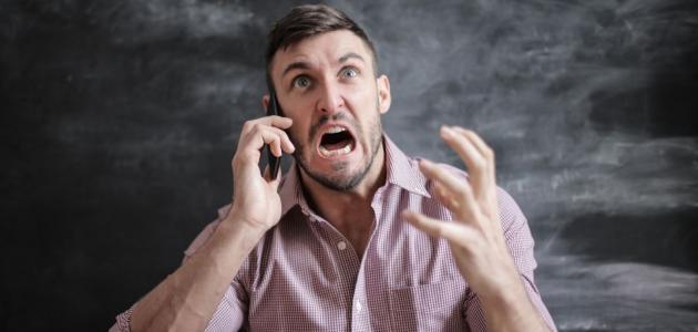 إدارة الغضب: 10 نصائح للتحكم في الغضب