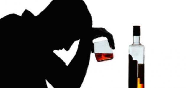 تأثير الكحول على الدماغ