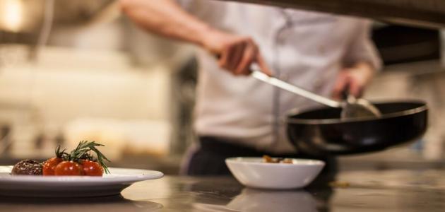 الطهي الصحي للرجل الأعزب