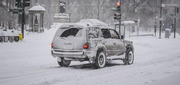 إليك أهم النصائح للمحافظة على سيارتك في فصل الشتاء