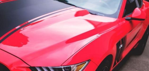أنواع دهان السيارات وكيف تختار النوع المناسب؟