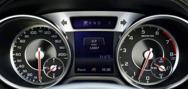 أسباب ظهور إشارة فحص المحرك على لوحة القيادة