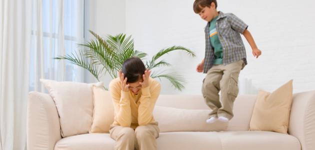 اعراض مرض فرط الحركة عند الاطفال