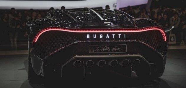 أين تصنع سيارات بوغاتي؟