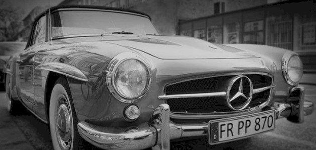أين صنعت أول سيارة في العالم؟