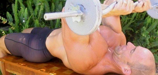 لجسم أكثر تناسقا: تمارين لتنحيف الجزء العلوي من الجسم