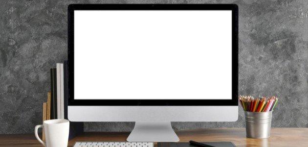 كيف أزيد إضاءة شاشة الكمبيوتر؟