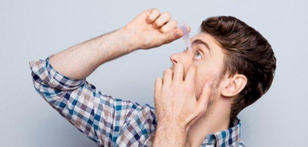 هل استخدام قطرة العين في رمضان تفطر الصائم؟