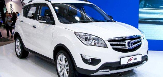 أشهر سيارات الدفع الرباعي الصينية
