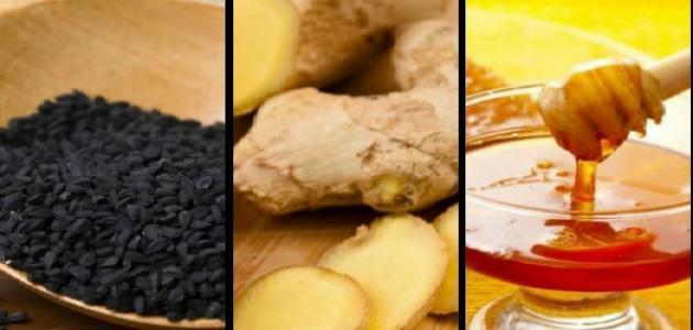 علاج سرعة القذف بالعسل والحبة السوداء