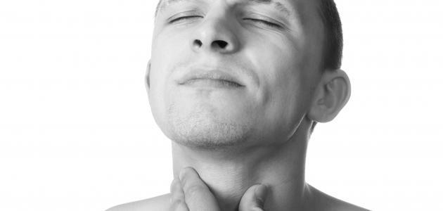اعراض الحساسية في الحلق