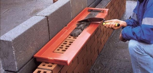 أدوات البناء الحديثة