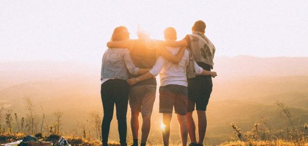 عبارات جميلة وقصيرة عن الصداقة