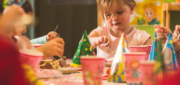 تهاني عيد ميلاد للاطفال