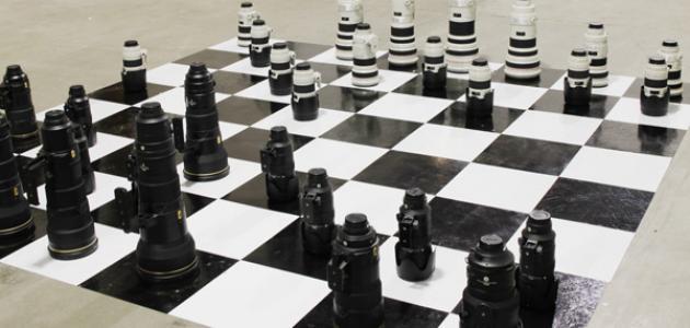 كم عدد مربعات الشطرنج