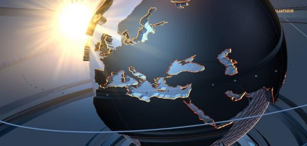 ماذا ينتج عن دوران الارض حول الشمس