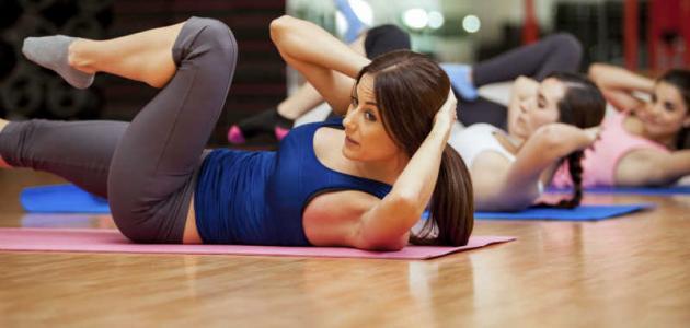 زيادة اللياقة البدنية