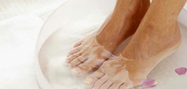 فطريات القدم بين الاصابع