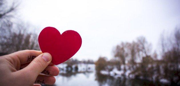 شرح قصيدة حب الى مطرح