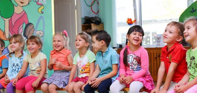 طريقة تدريس رياض الأطفال