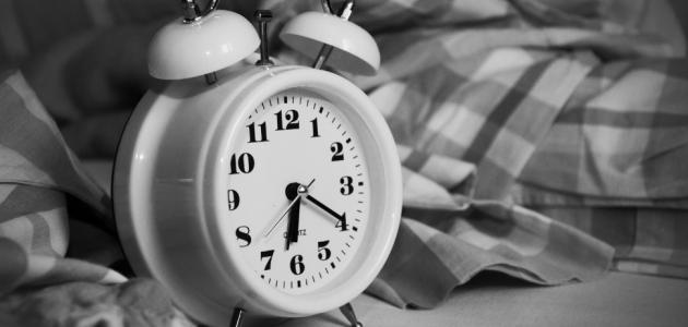 عدد ساعات النوم الصحية