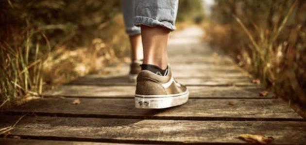 فوائد المشي السريع لمدة ساعة يوميا