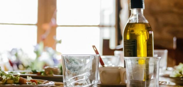 طريقة استخدام زيت الزيتون للتخسيس