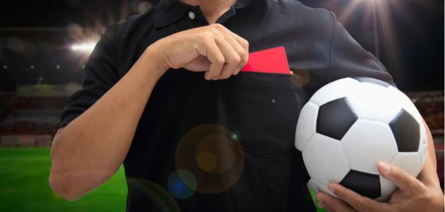 عدد حكام كرة القدم
