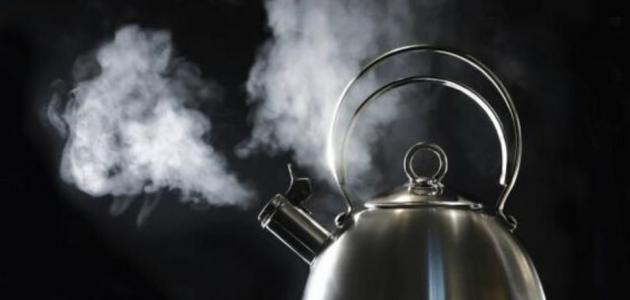 ما فوائد بخار الماء للوجه