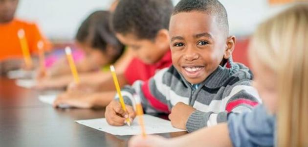 طرق تدريس الاطفال الحروف