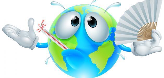 أسباب الاحتباس الحراري وأثره على البيئة