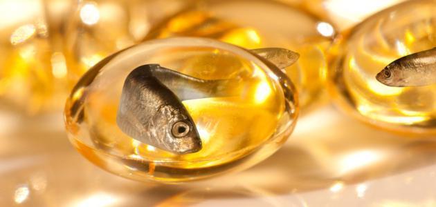 فوائد زيت السمك للذاكرة