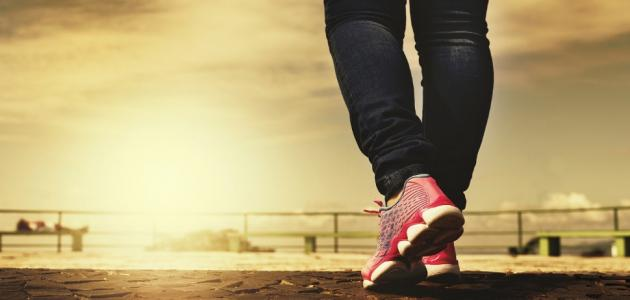 فوائد المشي بعد الاكل