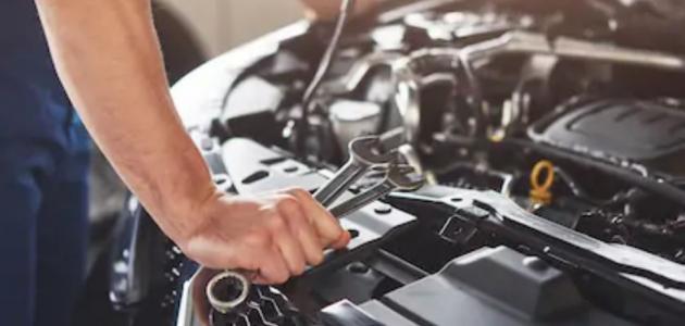 ما هي مكونات محرك الديزل