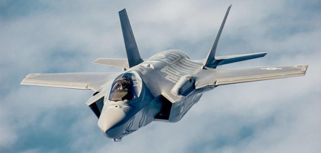 كم عدد الطائرات الحربية الأمريكية؟