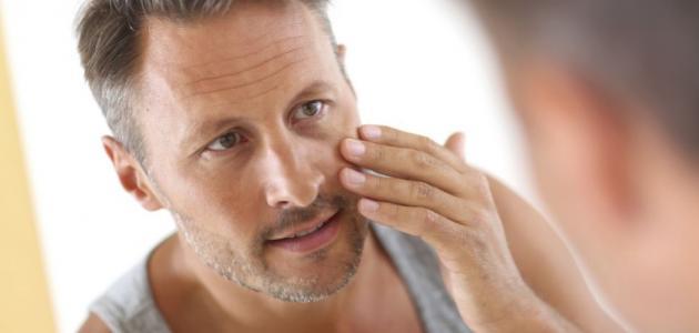 كيفية التخلص من تجاعيد الوجه حياتك