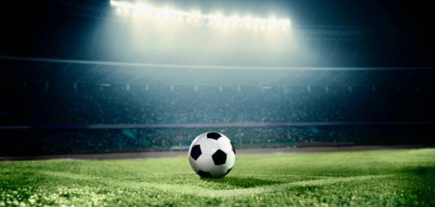 عدد فريق كرة القدم