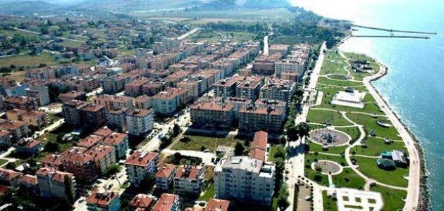 جزيرة يلوا في تركيا
