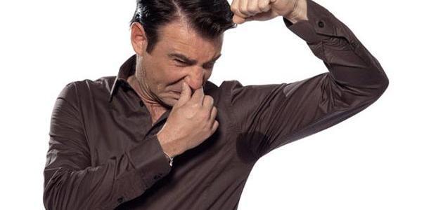 كيفية ازالة رائحة العرق نهائيًا