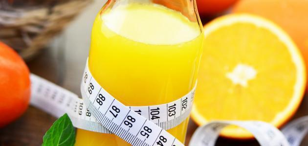 طريقة خسارة الوزن في اسبوع