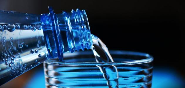 رجيم بالماء