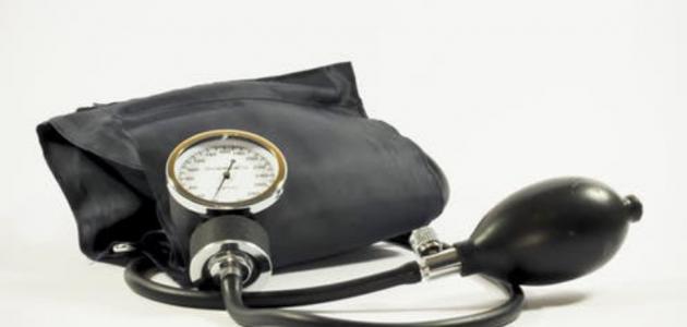 تخفيض ضغط الدم المرتفع بسرعة