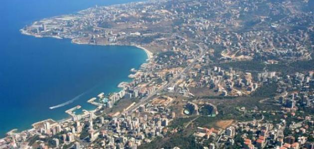 مدينة في لبنان