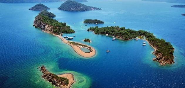 أين تقع مدينة فتحية التركية؟
