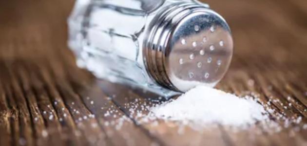 هل الملح يرفع الضغط