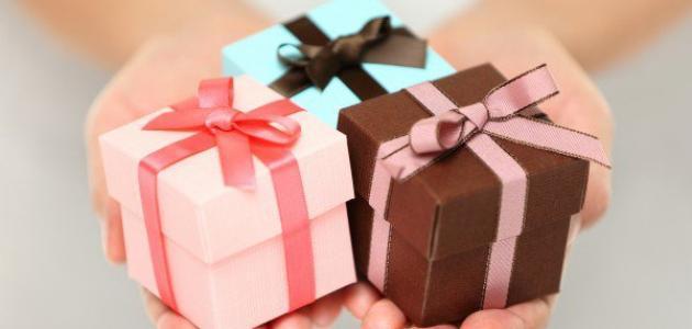 أفضل هدايا للأصدقاء