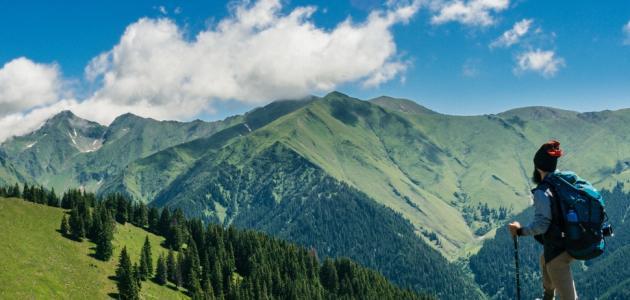 متى بدات رياضة تسلق الجبال
