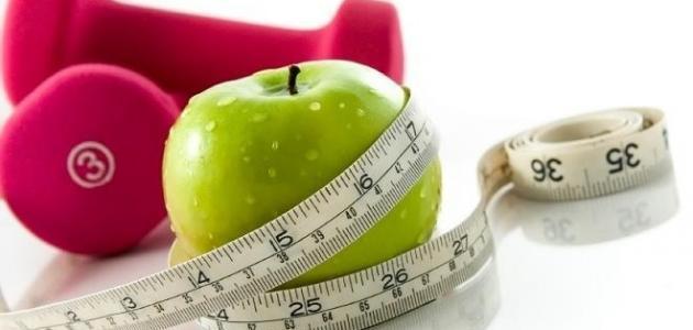 خسارة الوزن بطريقة صحية
