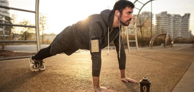 تمارين لشد عضلات البطن في اسبوع