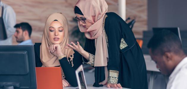 ما حكم عمل المراة في الاسلام